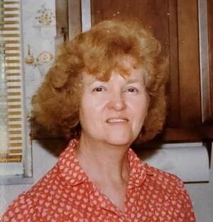Merry Frances Reedy Tilley