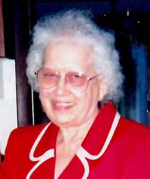 Hazel Imogene Woolwine