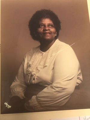 Mrs. Helen Brownie Stallworth