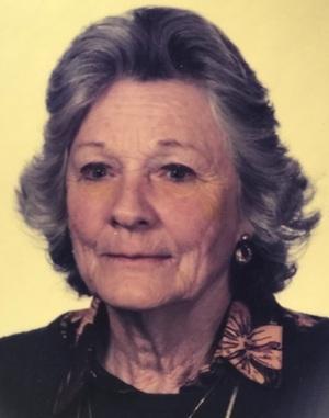 Margaret Dyfain Horn
