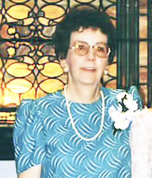 Beryl Janice Barker