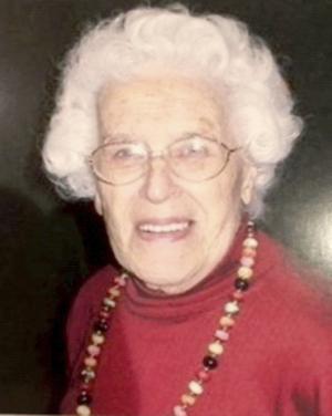 Gertrude C. Wildes
