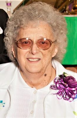 Mary Jane Reffner