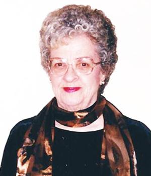 Margaret Bridges Hamilton Cook