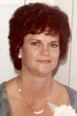 Betty Ann Brinegar Mullins