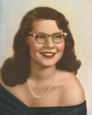 Betty Jane Eby
