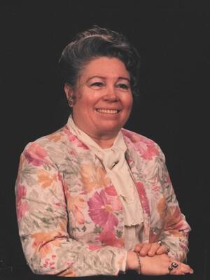 Patsy JoNell Black Lewellyn