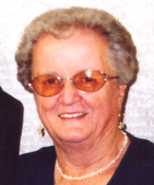 Audrey Margaret Marler