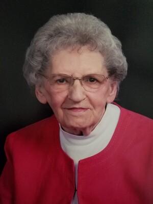Mary Burgess Kitts