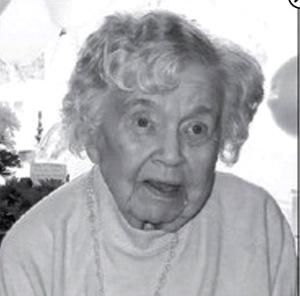 Dorothy Moyer