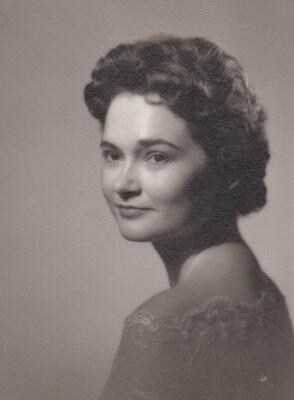 Marjorie Evelyn Thomas