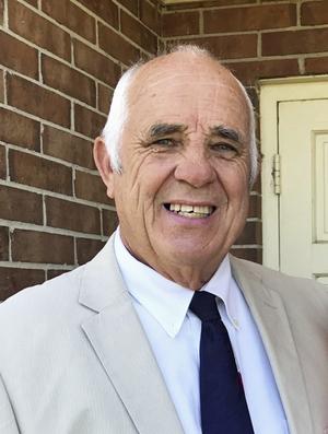 Rev. Ralph Thomas Harrell