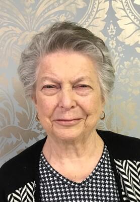 Marjorie Ellen Harris Hartery