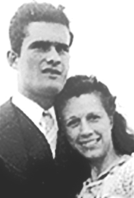 Francis Bud McTigue and Delphine M. McTigue