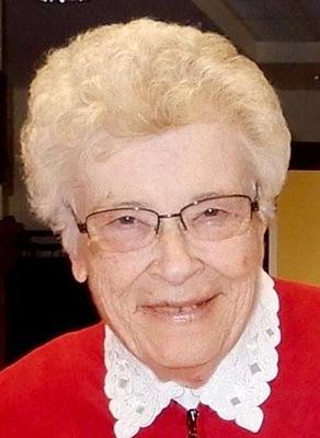 Shirley Mae Blyler