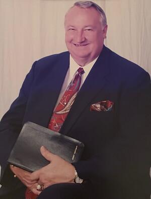 The Rev. James N. Hoffman