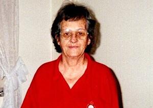 Lucille Wilson Dye