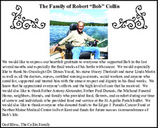Robert Bob Collin