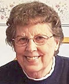 Alverda Mae Crowley Beal