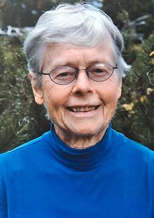 Margaret Muller Baillie