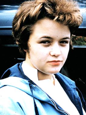 Betty Anne McDougal