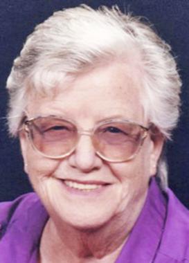 Doris Jessie Cyr