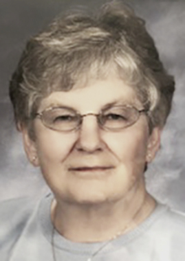 Mary M. Leach