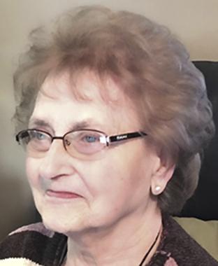 Yvonne (Plourde) Thibodeau