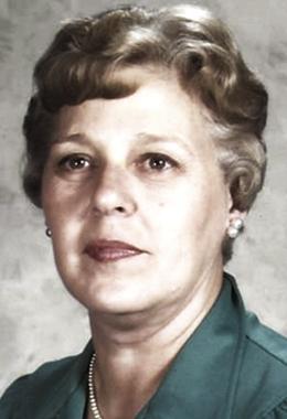 Phyllis Maxine (McKenney) Harrington