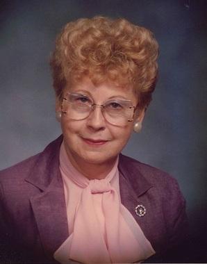 Leona May Vobrak
