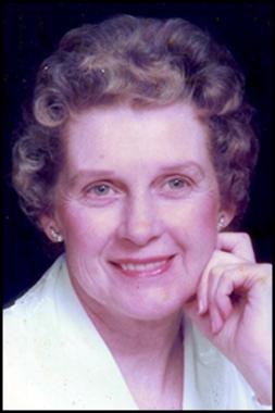 Doris 'Dodie' (Randall) Wintle