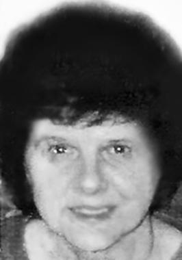 Doris Lily (Boulier) Barrows