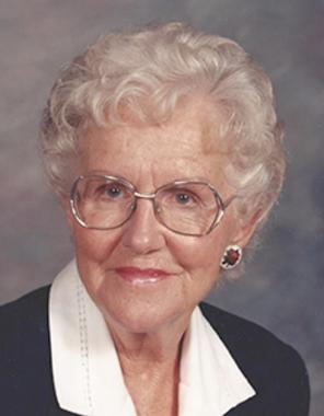 Frances V. McFarland