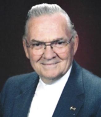 Rev. James Foster Pettingale