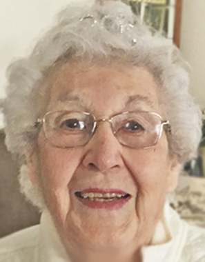 Joan Yvonne Clark (Newman) Thompson