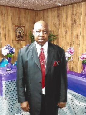 Pastor Donne  Watson