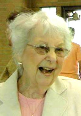 Patsy Jean Featherstone