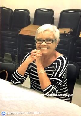 Martha  Steidley