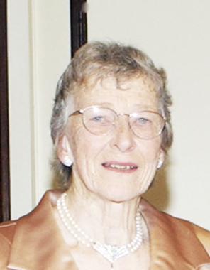 Barbara Ellen Baeslack