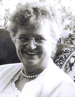 Thelma Joan Burgoyne