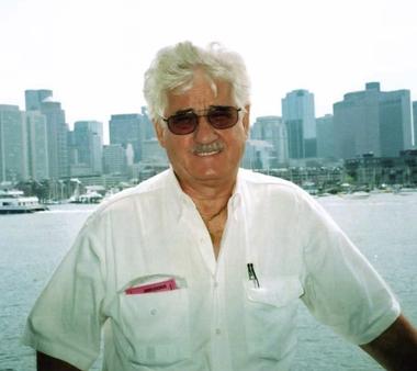 Virgil Pat Copp  Copp