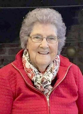 Dorothy Jane Alley