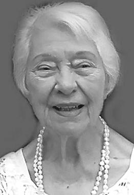 Martha Joyce Ball Morgan