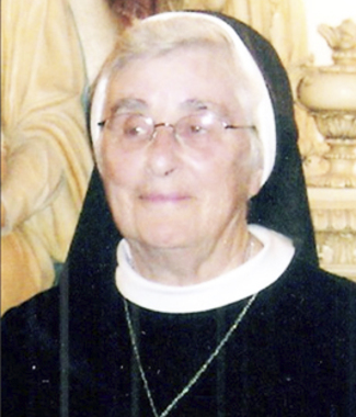 Sister Mary Gemma Connelly, R.S.M.
