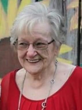 Violet Louise Cox