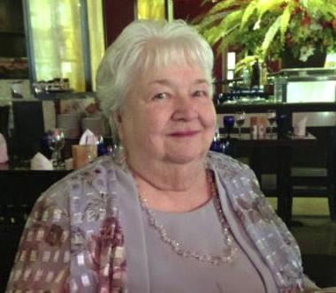 Shirley Anne Baird