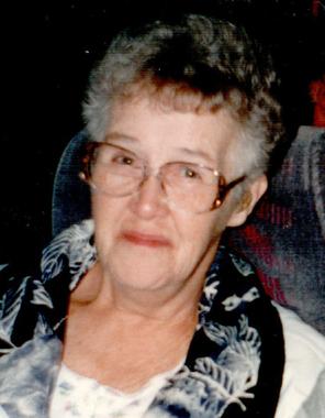 Geraldine M. Goodine