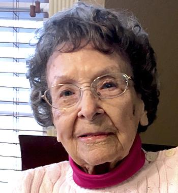 Thelma Irene Burge