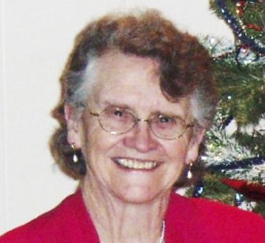 Gertrude  Parenteau