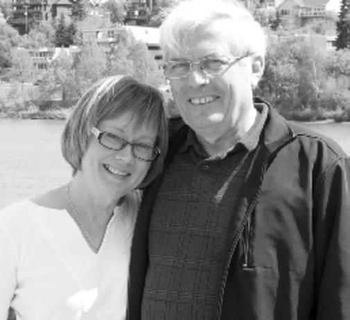 Vera & John  Giesbrecht, Bryanton